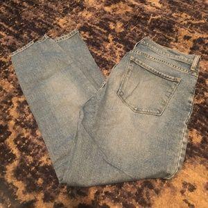 Mott & Bow Mom Jeans